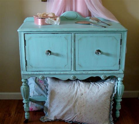 decorating diaries turquoise cabinet  homemade