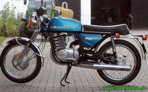 1977 Maico Md 250 6 Pics Specs And Information
