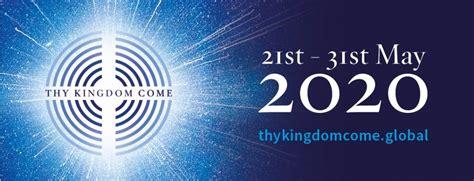 Gyd on päivä, jolloin nuoret ympäri maailman elävät todeksi jumalan rakkautta. Thy Kingdom Come 2020 - New Creation Churches