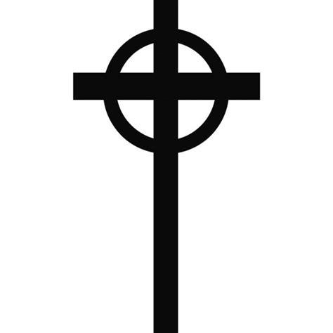 plain cross wall sticker religious wall art