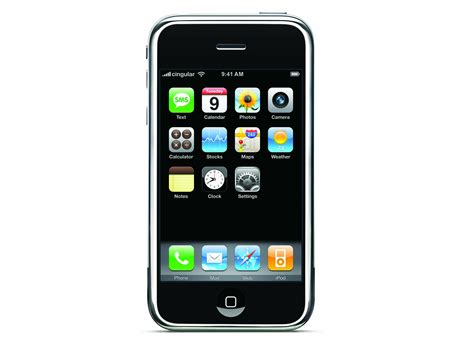 the original iphone the iphone launched 8 years ago today