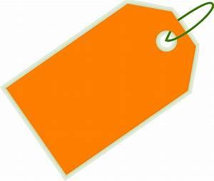 Orange Sale Tag Clip Art at Clker.com - vector clip art ...