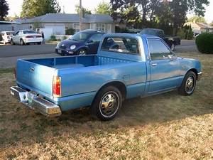 2 950 Diesel  1982 Chevrolet Luv Diesel Pickup