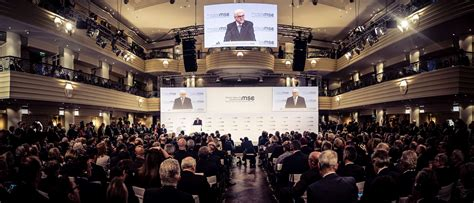 Munich Security Conference 2020 - Munich Security Conference