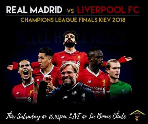 Jurgen klopp could be set to spring a surprise inclusion in his matchday squad when liverpool face real madrid on wednesday night. Liverpool Fc Vs Real Madrid Live