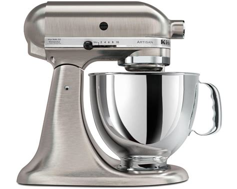 Kitchenaid Bar Appliances by Kitchenaid Ksm152 Custom Metallic Mixer