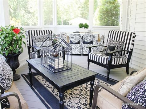Small Screened In Porch Decorating Ideas by Decorating Front Porch For Small Porch