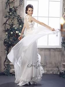 Robe De Mariée Champagne : robe de mariee empire boheme chic sunny mariage ~ Preciouscoupons.com Idées de Décoration