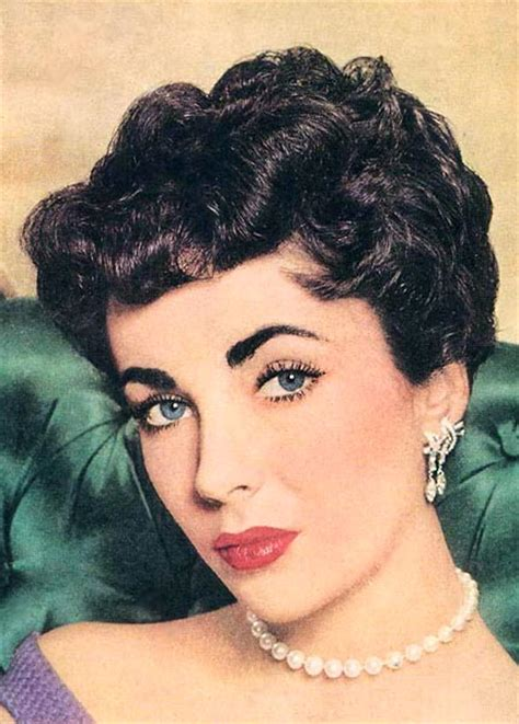 1950s Hairstyles And Makeup by Mitzi Opshops 1950s Make Up
