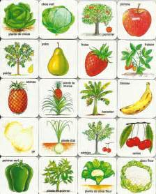 Fruit and Vegetable Free Printables