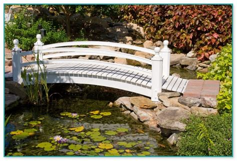 japanese garden bridge plans