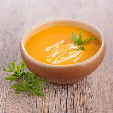 comment cuisiner courge butternut soupe de potiron recette de velouté de potiron