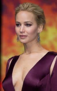 Jennifer Lawrence Diamond Chandelier Earrings   Jennifer
