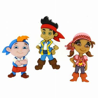 Jake Pirates Neverland Disney Buttons Never Land