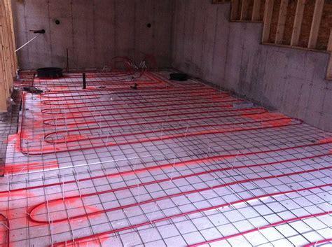 Gallery Innovative Plumbing Mechanical Basement Floor