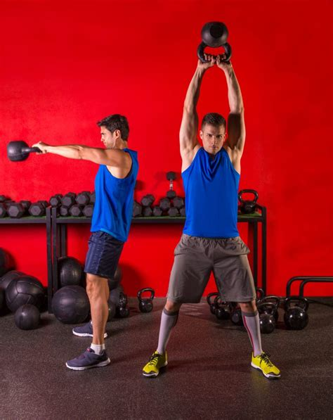 kettlebell swings proper swing everything need know
