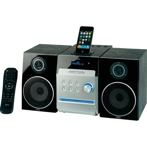 aeg mc 4448 stereo hi fi system from conrad