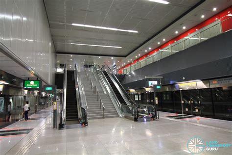 தெலுக் பிளாங்கா) is a subzone region and housing estate located in the area behind keppel harbour in bukit merah, singapore. Telok Blangah MRT Station - Platform level - Land Transport Guru