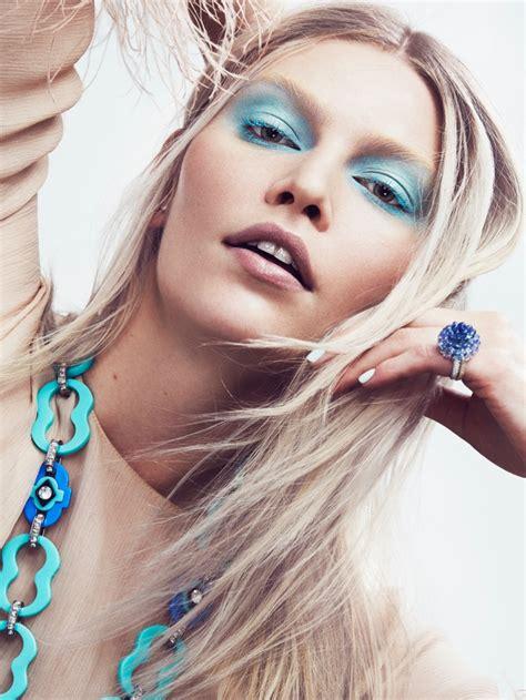 aline weber pastel makeup ideas editorial vogue mexico fashion  rogue