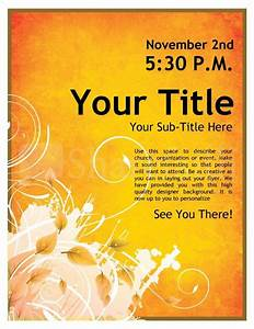 youth events church flyer page 1 bible study invites With religious flyers template free