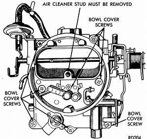 Holley 4 Barrel Carburetor Diagram