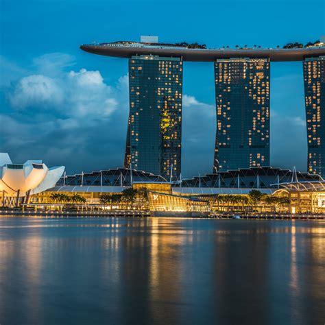 Review Marina Bay Sands Resort Infinity Pools