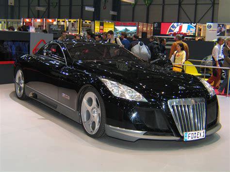 Maybach Exelero–superluxury Supercar!