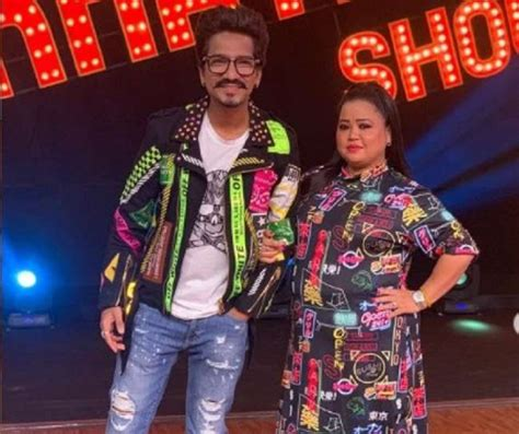 Bollywood Drugs Case: NCB questions comedian Bharti Singh ...