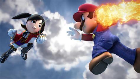 Super Smash Bros For Nintendo Promo Shows Mario