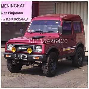 Dijual Suzuki Jimny Katana 1996 Gx - Bandung