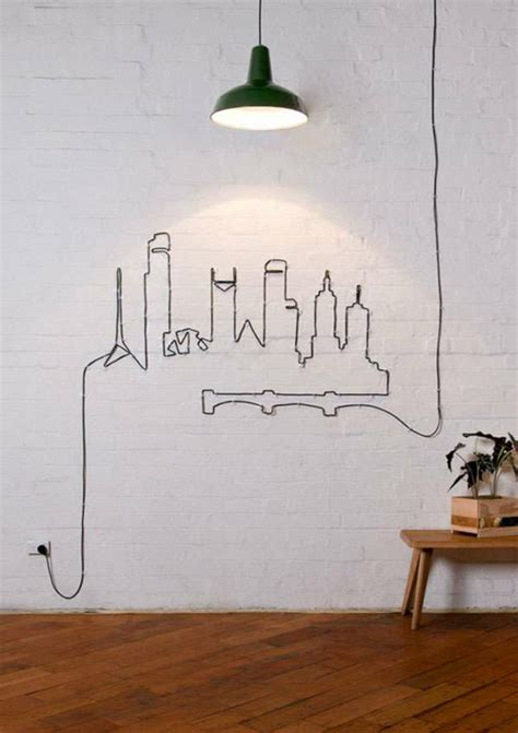 Kabel Aus Der Wand Verstecken by Kreative Deko Ideen Wie Sie L 228 Stige Kabel Verstecken K 246 Nnen