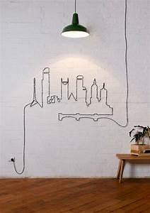 Kabel Aus Der Wand Verstecken : kreative deko ideen wie sie l stige kabel verstecken k nnen ~ Bigdaddyawards.com Haus und Dekorationen