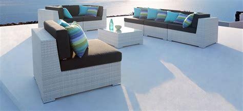 Siena Bar Stool by Paris White Rattan Outdoor Lounge Outdoor Furniture Nz
