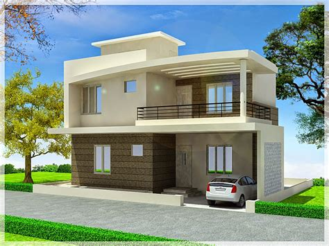 The Best Home Design : Awesome Small Duplex House Designs