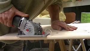Fabriquer Ses Volets Coulissants Bois : volet en bois comment les faire soi m me youtube ~ Melissatoandfro.com Idées de Décoration