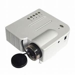Videoprojecteur Lumens Plein Jour : mini vid oprojecteur led 95w 50 lumens full hd 1080p blanc ~ Melissatoandfro.com Idées de Décoration