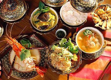 cuisine thailandaise la cuisine thaïlandaise canada