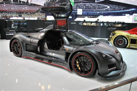 Gumpert Gears Up For The Race With Apollo R And Enraged