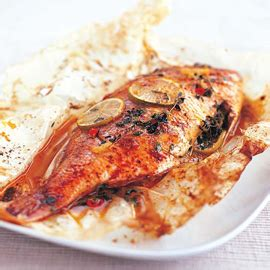 baked snapper main course recipes baked red snapper rangemaster