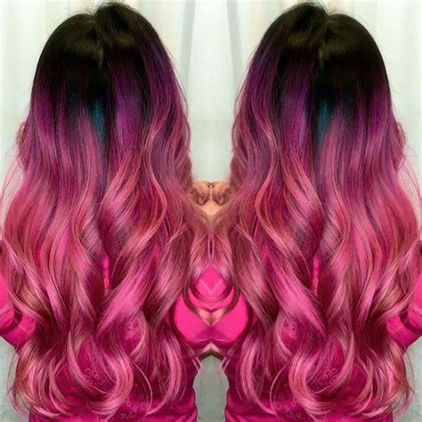 Pink Hair 966 Free Hair Color Pictures