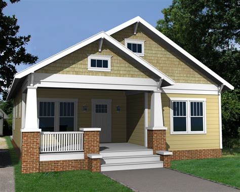 Craftsman Style House Plan 3 Beds 2 Baths 1590 Sq/Ft