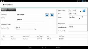 express invoice invoicing free android apps on google play With express invoice app