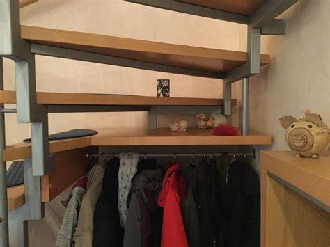 Garderobe Unter Offener Treppe garderobe unter treppe fkh