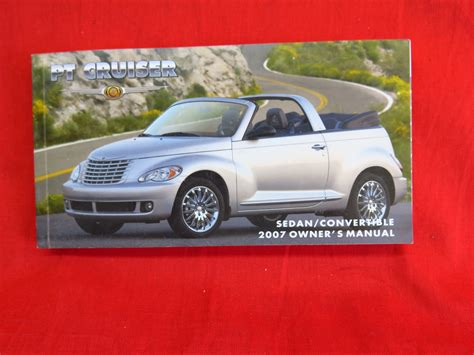 Chrysler Pt Cruiser 2007 by 2007 Chrysler Pt Cruiser Owners Manual