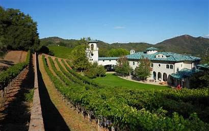 Williams Robin Napa Valley Estate Sorriso Villa