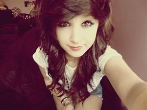 #girl #hair #brunette #curly #tumblr | Hair . | Pinterest