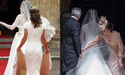 Kate Middleton Recreates Scene From Her Wedding By Helping
