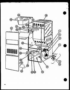Amana Ghe7535  P1107403f Furnace Parts
