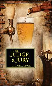 The Judge And Jury – 1222 Walkers Line Burlington, On ...