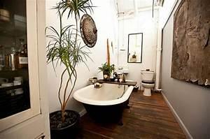 Plante Verte Salle De Bain : salle de bains style industriel des exemples qui s 39 aiment ~ Melissatoandfro.com Idées de Décoration